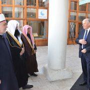 Posjeta zamjenika ministra za vjerska pitanja Kraljevine Saudijske Arabije