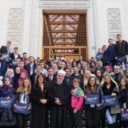 U Sarajevu dodjeljene diplome polaznike Access programa za 2017. godinu