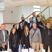 Posjeta studenata sa Kosova Gazi Husrev-begovoj biblioteci