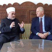 Posjeta mešihatu Islamske zajednice u Srbiji