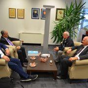 Posjeta iračke delegacije Gazi Husrev-begovoj biblioteci