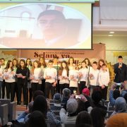 Bogatim programom mladi iskazali svoju ljubav prema Poslaniku Muhammedu a.s.