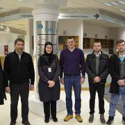 """Donacija knjiga za biblioteku """"Mehmed ef. Spahić"""" u  Bosanskoj Dubici"""