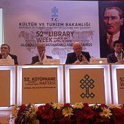 GHB biblioteka na kongresu bibliotekara u Turskoj