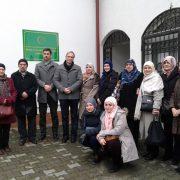 Kolektiv Gazi Husrev-begove biblioteke u posjeti Memorijalnom centru Potočari i MIZ Srebrenica