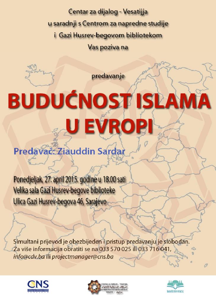 Budućnost islama u Evropi