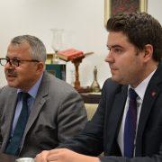 Direktor Turske agencije za saradnju i koodinaciju (TIKA) posjetio Gazi Husrev-begovu biblioteku