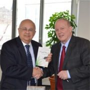 Direktor Aleksandrijske biblioteke posjetio Gazi Husrev-begovu biblioteku