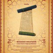 Izložba Bosanske vakufname u Gazi Husrev-begovoj biblioteci