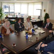Direktori nacionalnih biblioteka Jugoistočne Evrope posjetili Gazi Husrev-begovu biblioteku