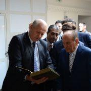 Gradonačelnik Instanbula obišao Gazi Husrev-begovu biblioteku