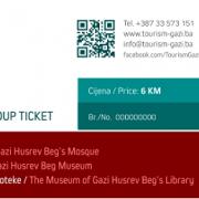 Jednom ulaznicom posjetite tri objekta koja pripadaju Gazijinom vakufu