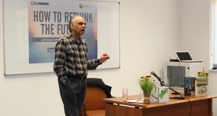 Seminar: How to Rethink the Future?