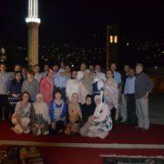 Iftar u Gazi Husrev-begovoj biblioteci