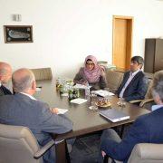 Konzul za kulturu Ambasade IR Iran u BiH u posjeti Gazi Husrev-begovoj biblioteci u Sarajevu
