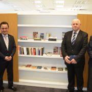 Predstavnici Ureda za kulturu i turizam Ambasade Republike Turske posjetili Gazi Husrev-begovu biblioteku