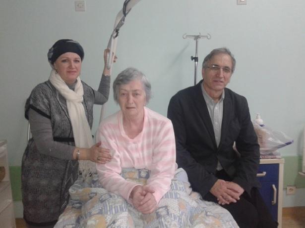 U posjeti Muniri-hanumi Smajlović