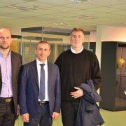 Posjeta direktora Odjela za biblioteke i muzeje Gradske uprave Istanbula, gospodina Ramazana Mindera