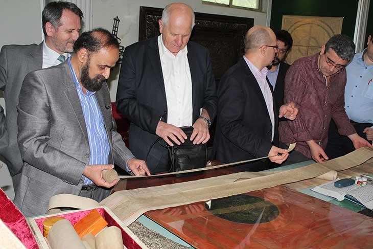 """Delegacija Rijaseta Islamske zajednice u posjeti """"Noor Internacional"""" centru u Indiji"""