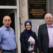 Posjeta Biblioteci za slijepa i slabovidna lica u BiH