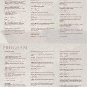 Program Konferencije o zaštiti pisanog nasljeđa