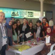 Gazi Husrev-begova biblioteka na 7. Internacionalnom sajmu časopisa u Istanbulu