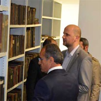 Ministar za kulturu i turizam Republike Turske posjetio Gazi Husrev-begovu biblioteku