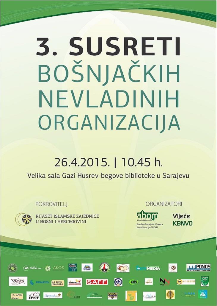 3. susreti bošnjačkih nevladinih organizacija