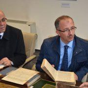 Generalni direktor Turskog državnog arhiva posjetio Gazi Husrev-begovu biblioteku