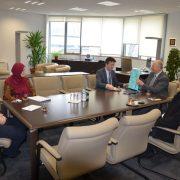Predstavnici Turskog kulturnog centra Yunus Emre u posjeti Gazi Husrev-begovoj biblioteci
