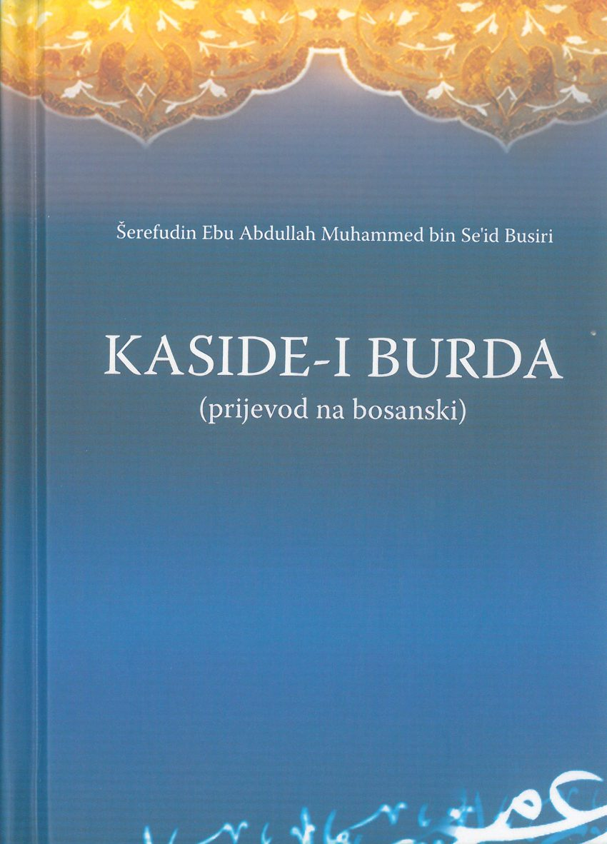 Kaside-i burda (prijevod na bosanski)
