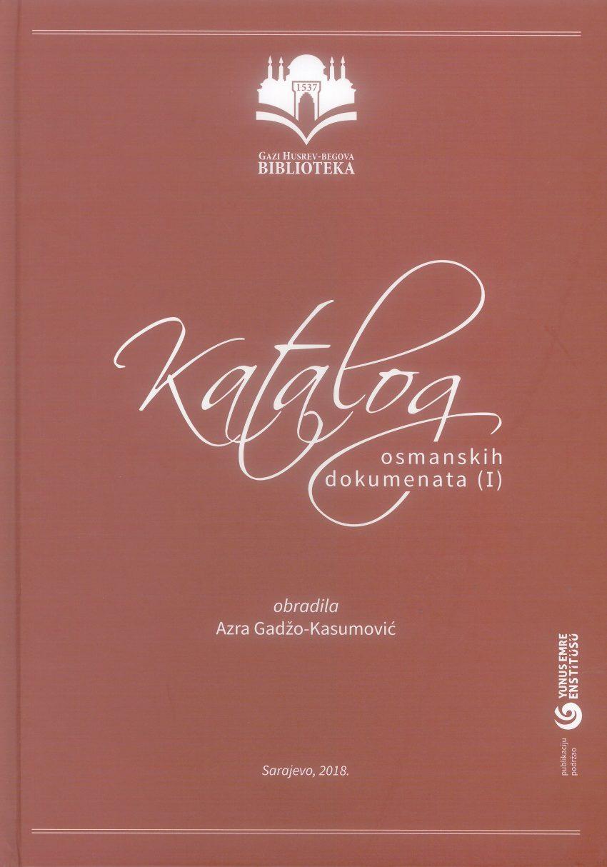 Katalog osmanskih dokumenata (1)