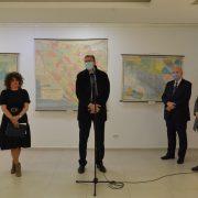 """Otvorena izložba """"Bosna i Hercegovina na starim geografskim kartama"""""""