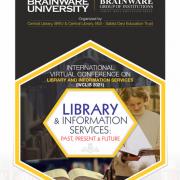 Održana Internacionalna virtualna konferencija o bibliotekarstvu I informacijskim uslugama – IVCLIS 2021