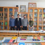 Radna posjeta uposlenika Gazi Husrev-begove biblioteke bibliotekama u Fojnici i Visokom