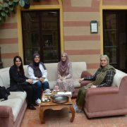 Posjeta biblioteci Fakulteta islamskih nauka u Sarajevu